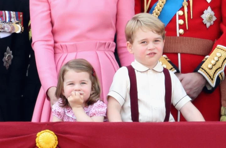 Уэльский уильям и его дети фото