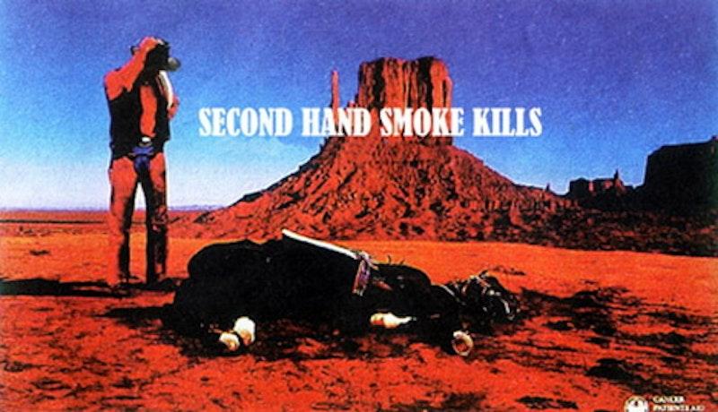secondhand smoke essay