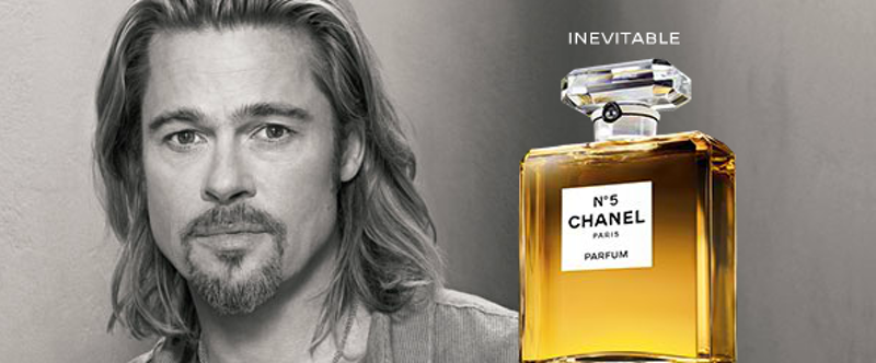 Seven Ways Brad Pitts Chanel No 5 Advertisement Might Have Been