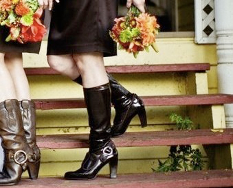 Rsz 1rsz 1bridesmaids cowboy boots orange red yellow wedding flowers.jpg?ixlib=rails 2.1