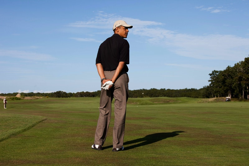 President barack obama golf marthas vinyard vacation.jpg?ixlib=rails 2.1