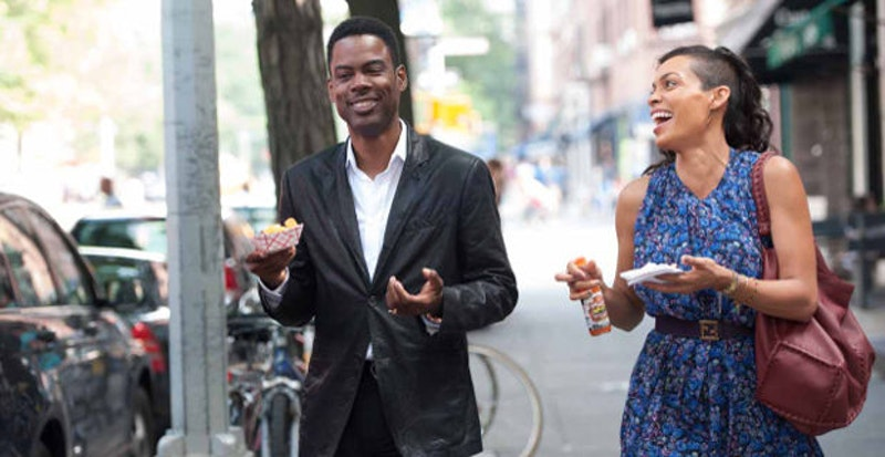 Chris rock and rosario dawson in nyc in top five movie film 2014.jpg?ixlib=rails 2.1