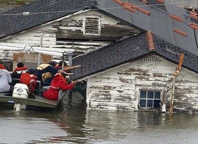 hurricane katrina aftermath