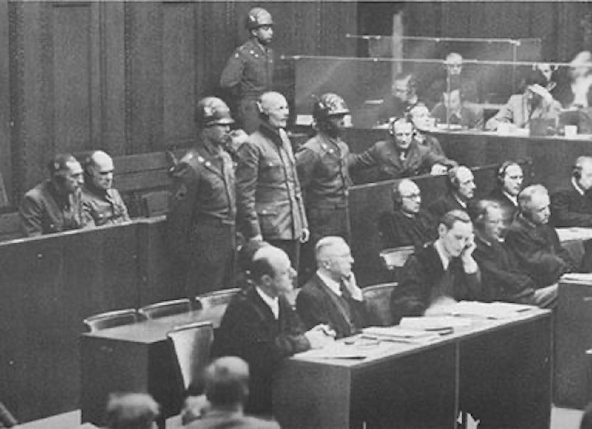 essay nuremburg trial