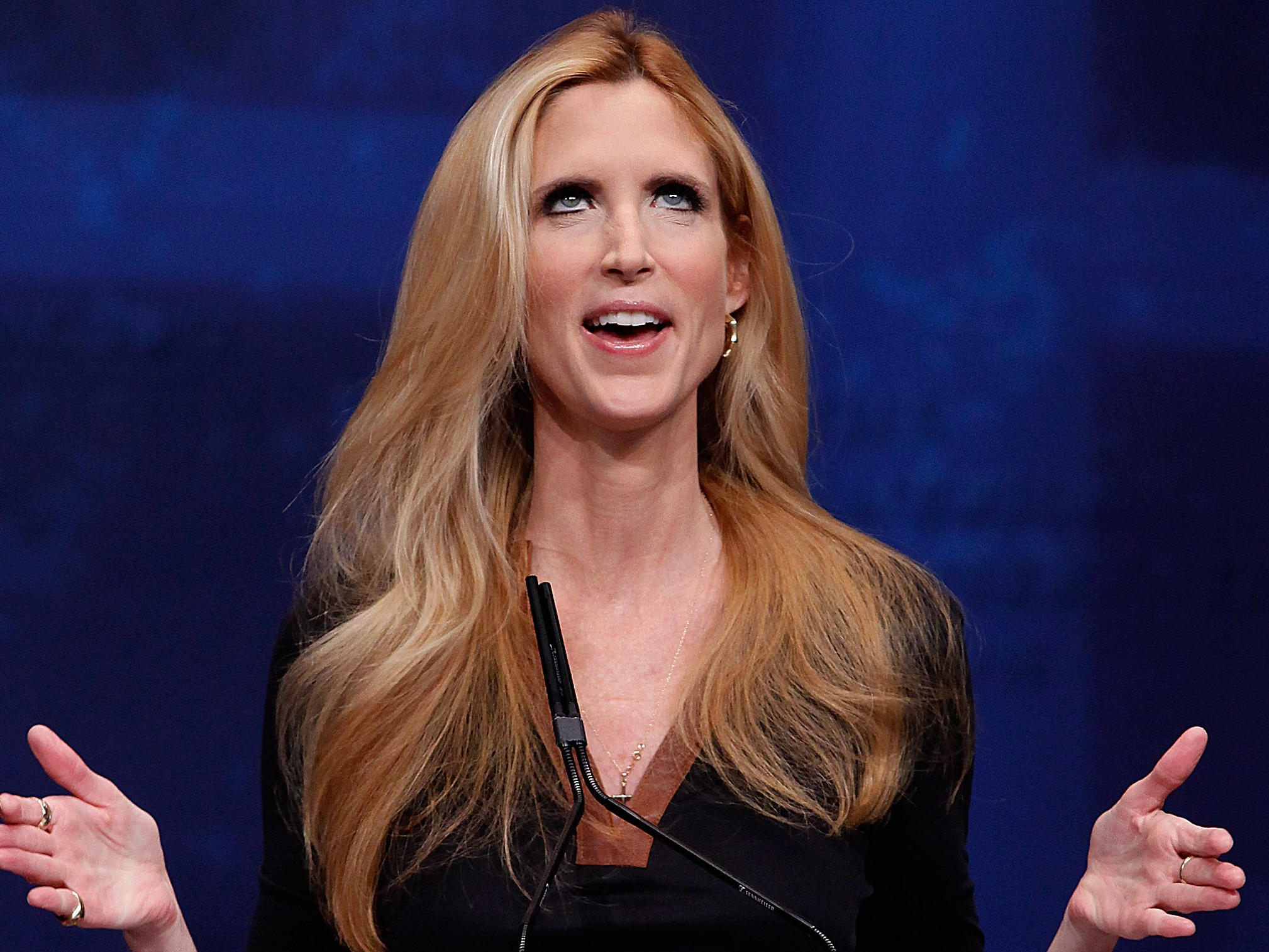 Hundreds rally in Berkeley after Coulter talk canceled