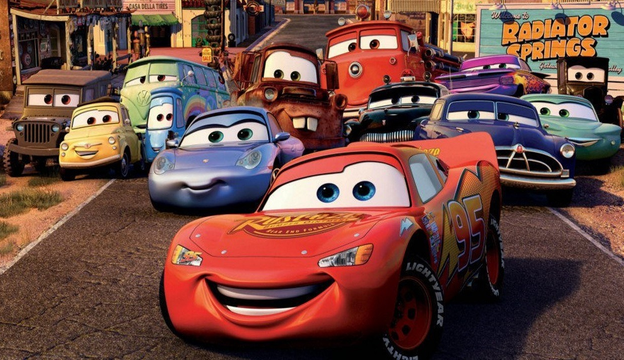 'Cars 3' review: Owen Wilson's Lightning McQueen back in the fast lane