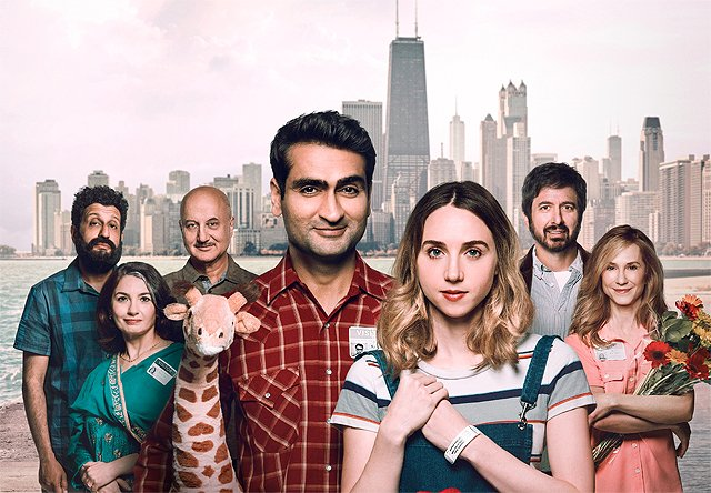 Kumail Nanjiani, Emily V. Gordon ('The Big Sick')