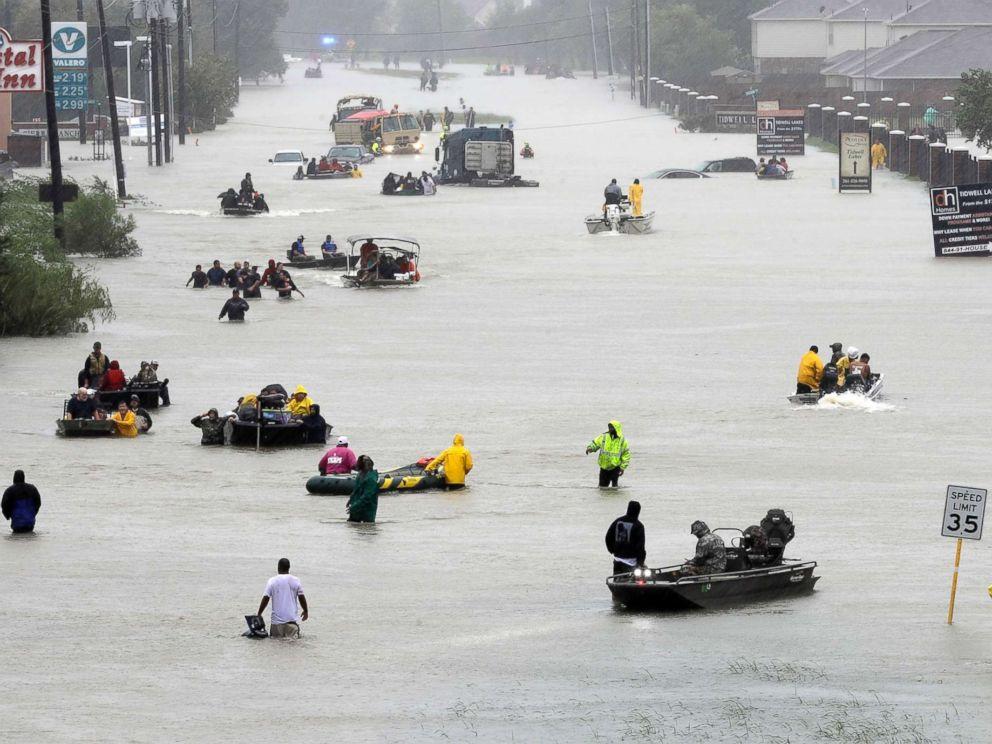 Harvey residential insured and uninsured flood loss $25-$37 bln- Corelogic