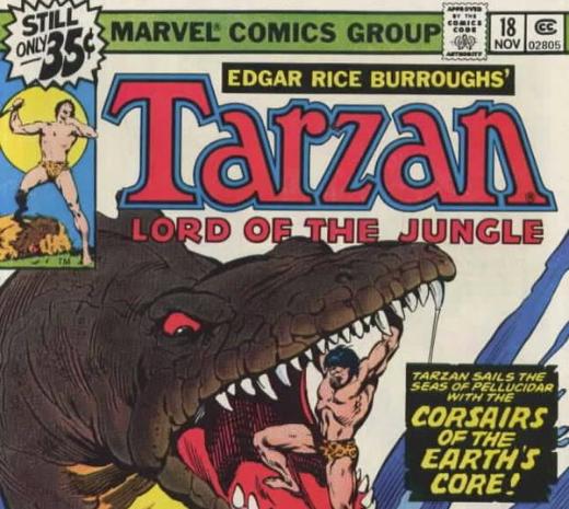 Tarzan tegneserie sex