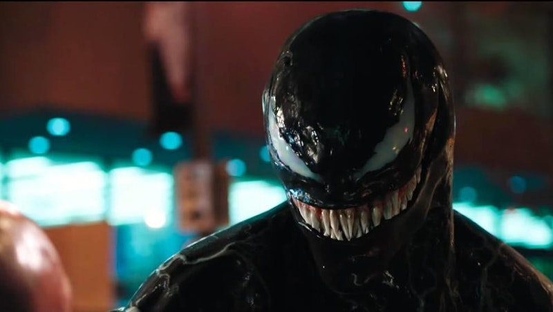 f19236ba7 Film Review: Venom is a Perfunctory Franchise Film | www.splicetoday.com