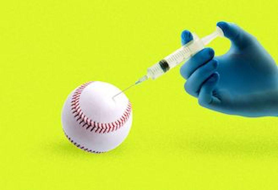 Resultado de imagen para baseball juiced ball