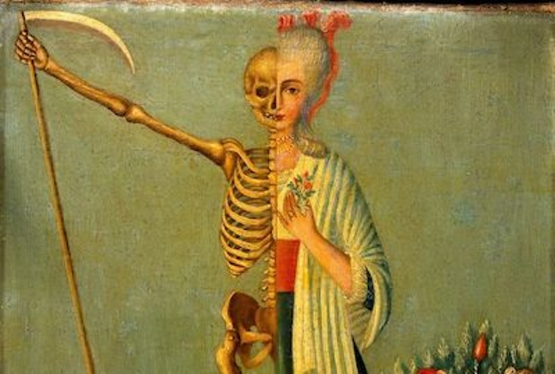 Life and death. oil painting. wellcome v0017612.jpg?ixlib=rails 2.1