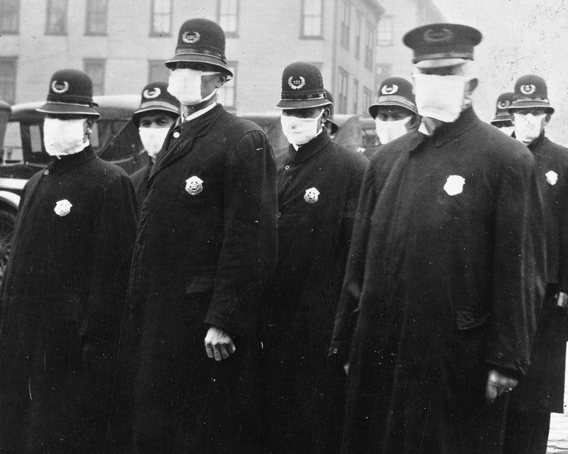 1497px spanish flu in 1918 police officers in masks seattle police department detail from  165 ww 269b 25 police l cropped.jpg?ixlib=rails 2.1