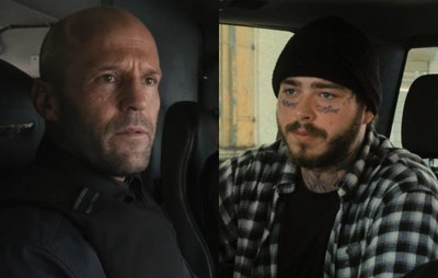 Jason statham post malone wrath of man trailer 696x442.jpg?ixlib=rails 2.1