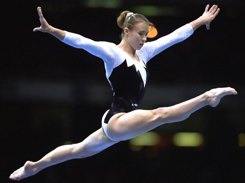 Russian Gymnastics A Eulogy Www Splicetoday Com