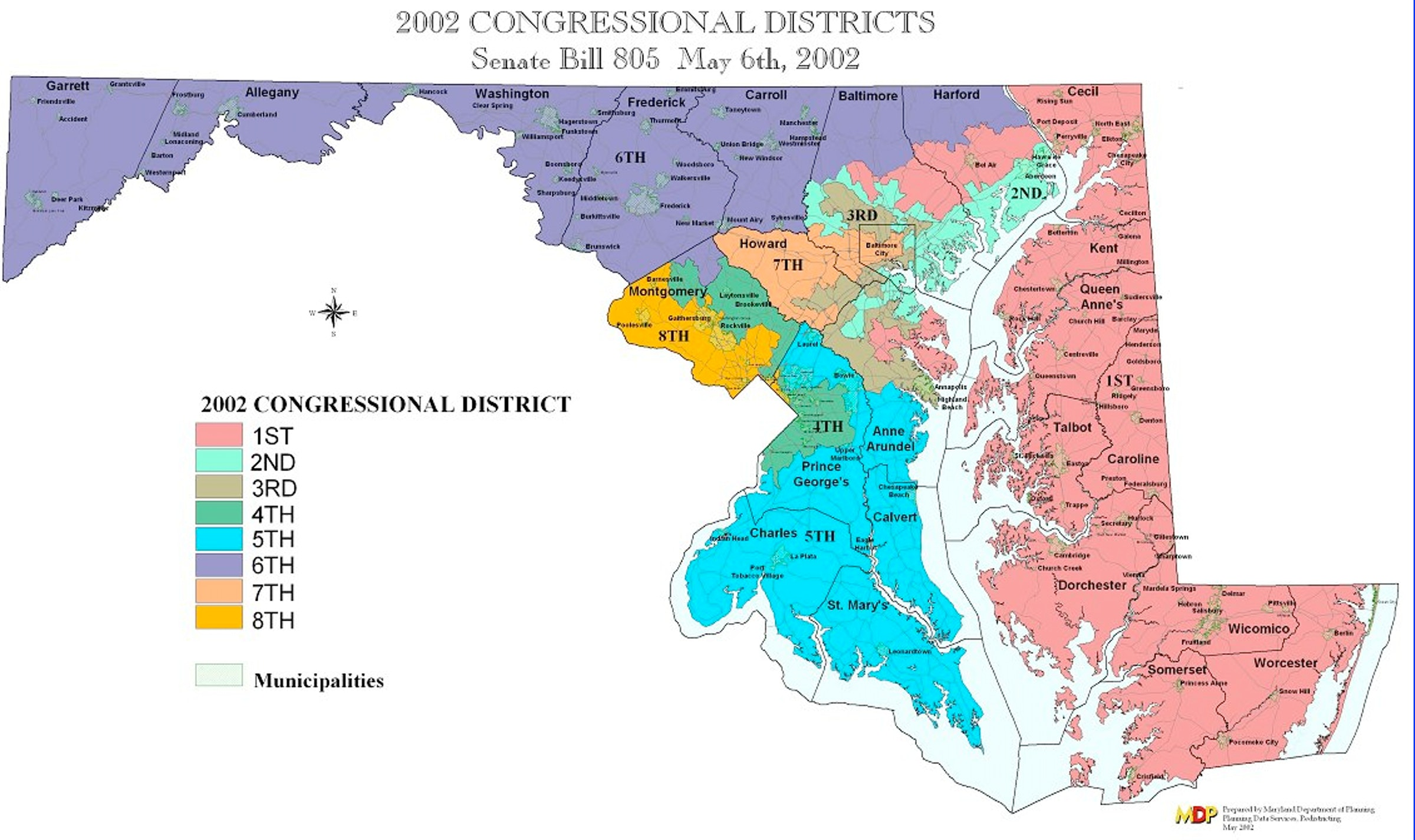 maryland 6th congressional district polls - 1130×672